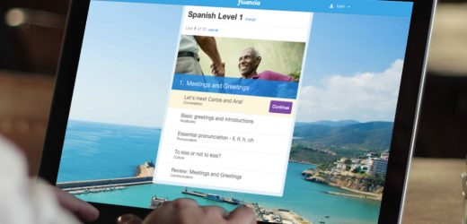 How You Can Learn Spanish Online