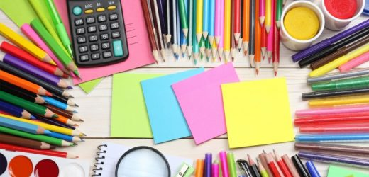 The School Supplies Every Student Needs For the Back to School Season