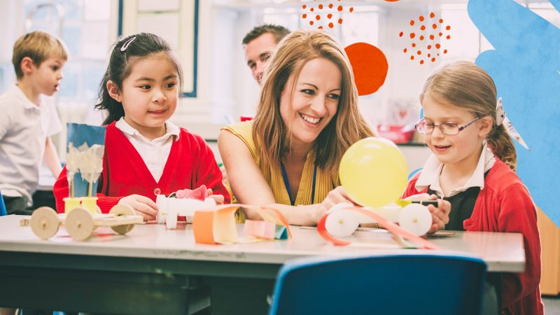 The 5 Features of the Best Primary Schools