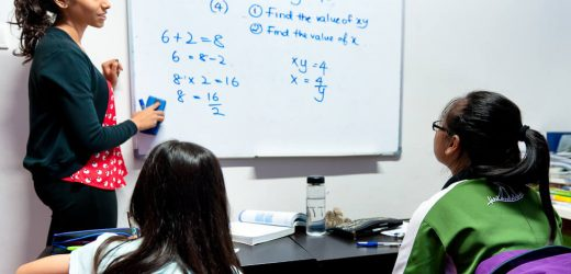 How to score excellent in Mathematics in Singapore?